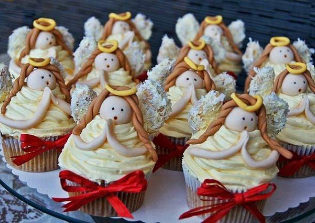 Anielskie muffinki