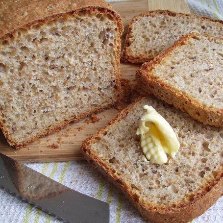 Chleb pszenno-razowy (drożdże)