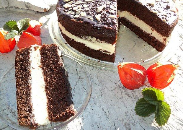 Czekoladowe ciasto BRUNET