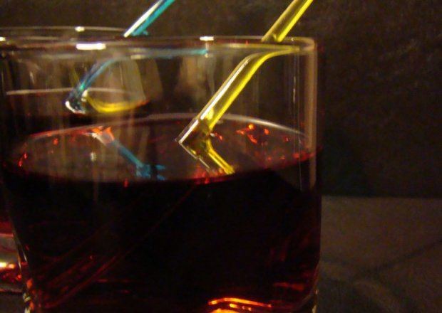 Drink - Żurawinowe malibu
