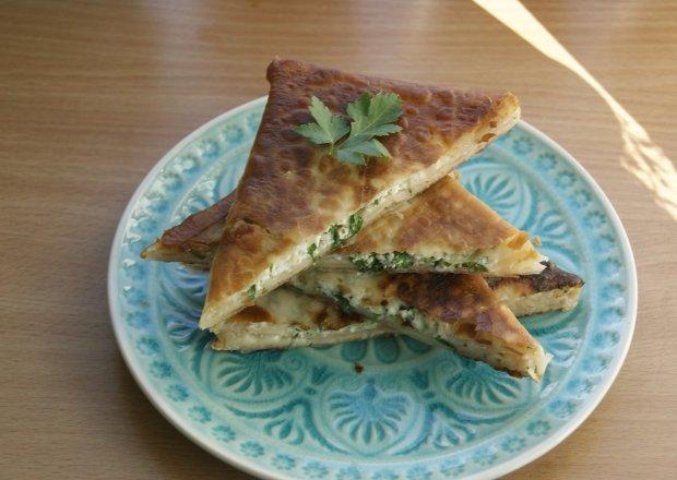 Gozleme - kuchnia turecka