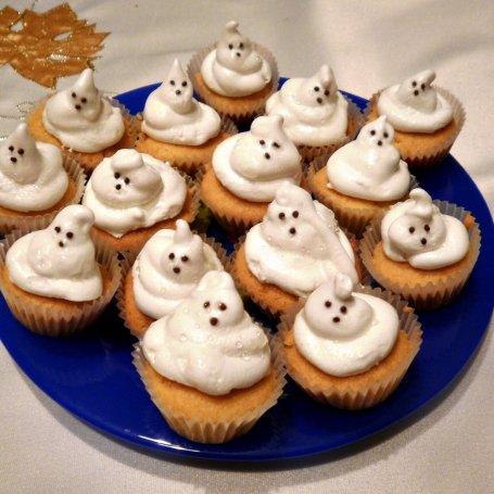 Halloween'owe muffinki