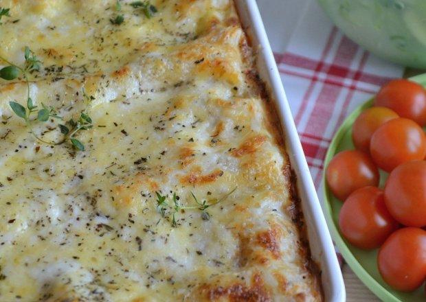 Lasagne bolognese - czyli lazania po bolońsku z mięsem