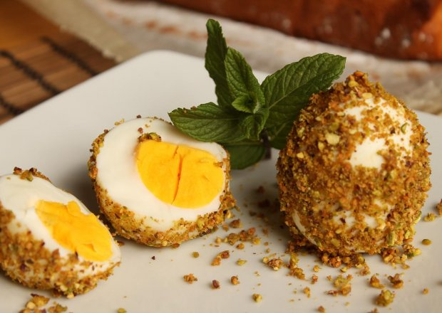 Pistacjowe jaja