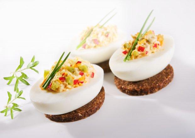 Wielkanoc: Faszerowane jajka