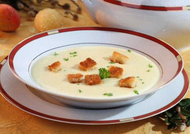 Wielkanoc: Zupa chrzanowa